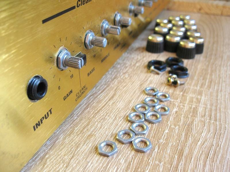 reparer ampli guitare simple facile