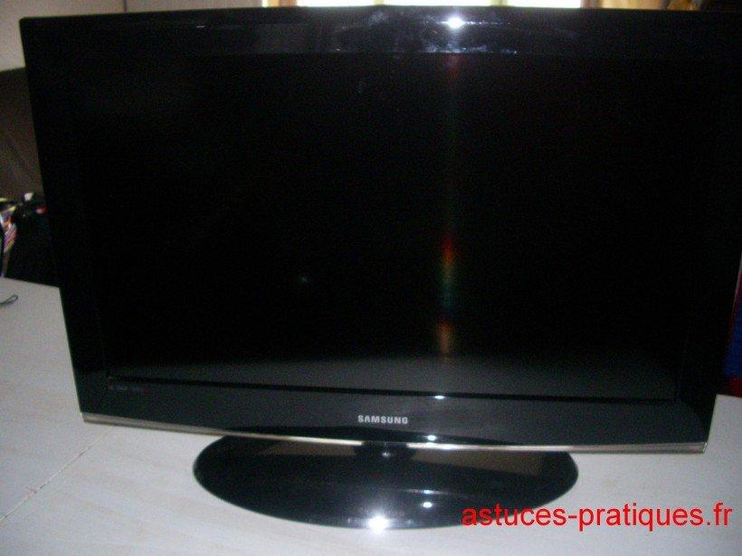 Modèle de TV Samsung