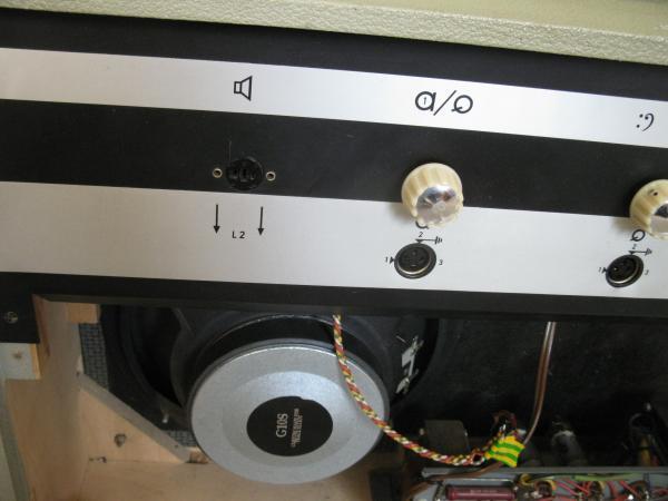 reparer un ampli a lampes en panne 11
