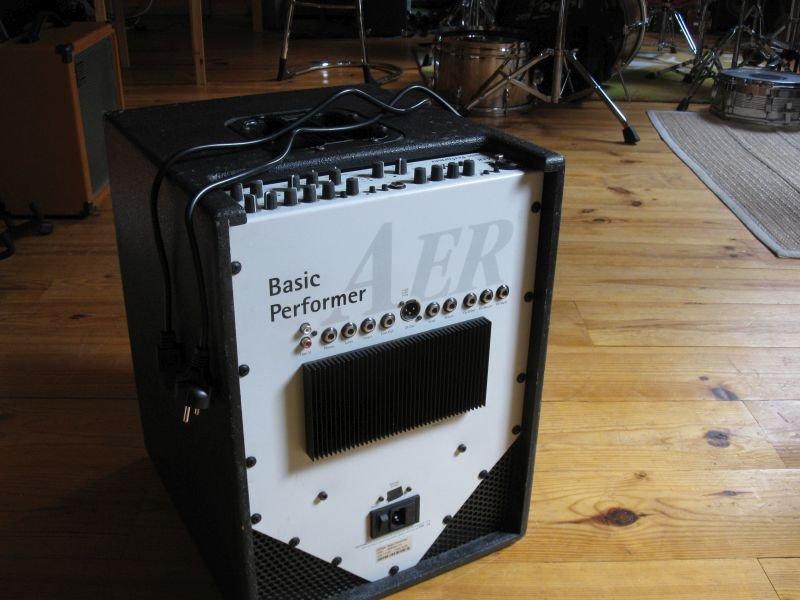 ampli AER basic performer