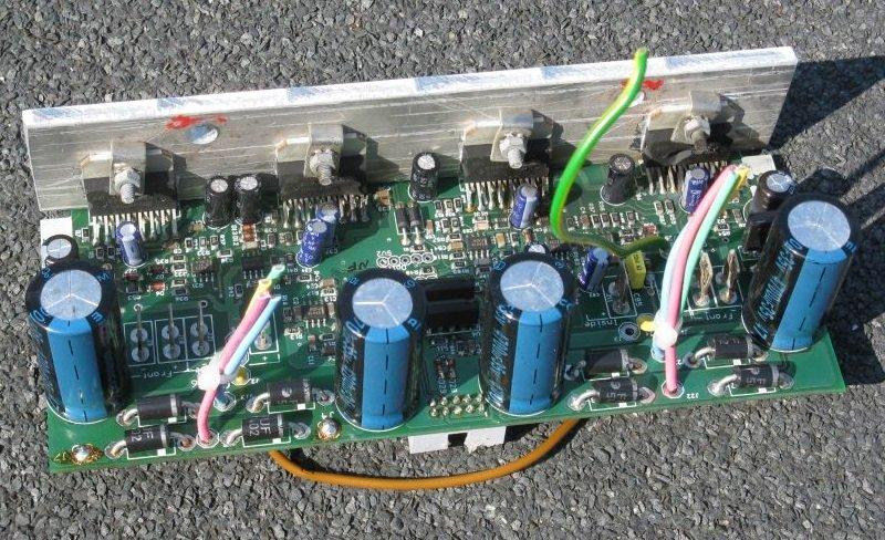 ampli guitare basse TDA7294