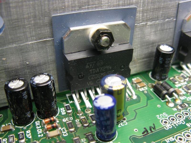 ampli TDA7294