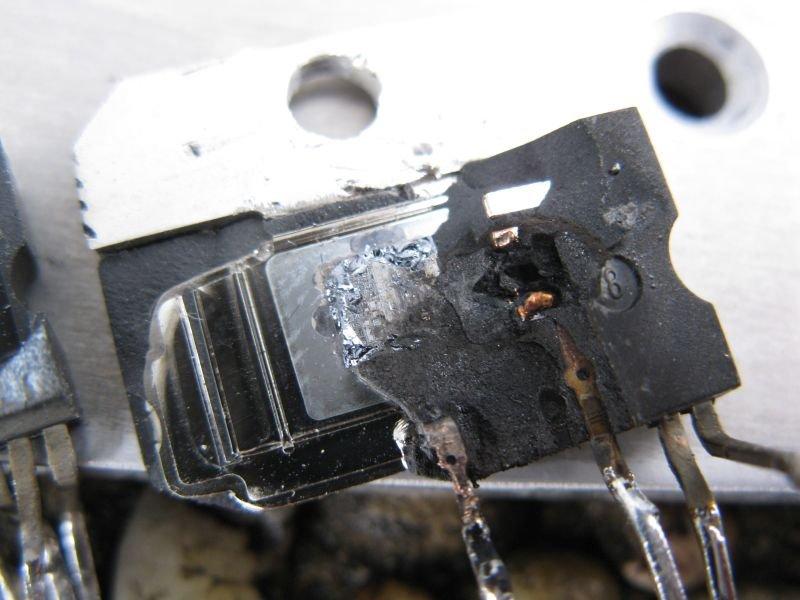 fil bonding TDA7294 ampli