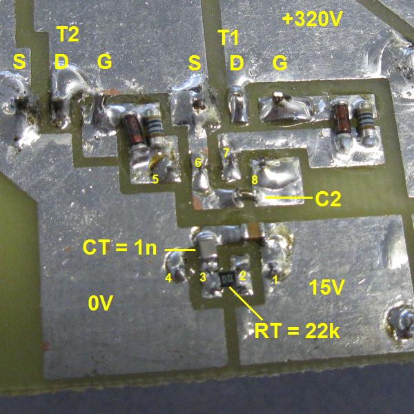 schema alimentation a decoupage demi pont irs2153 5