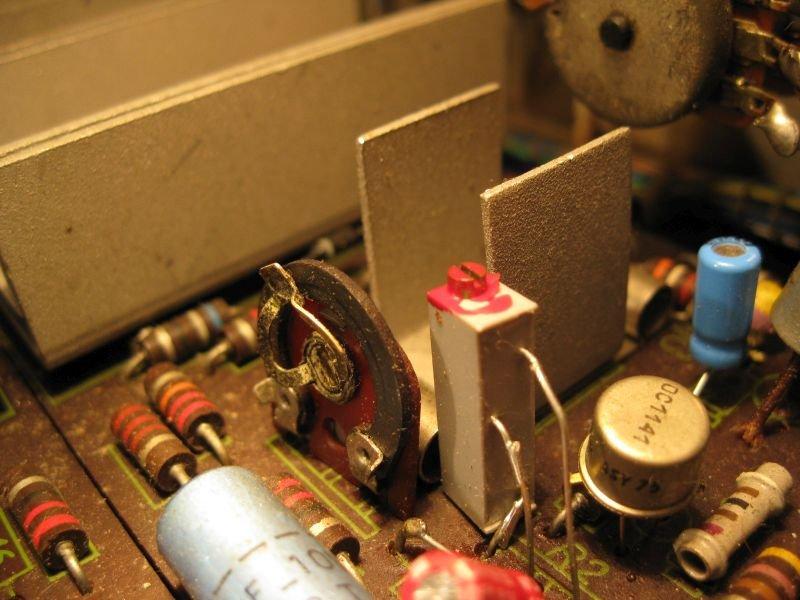 remplacer transistor germanium silicium