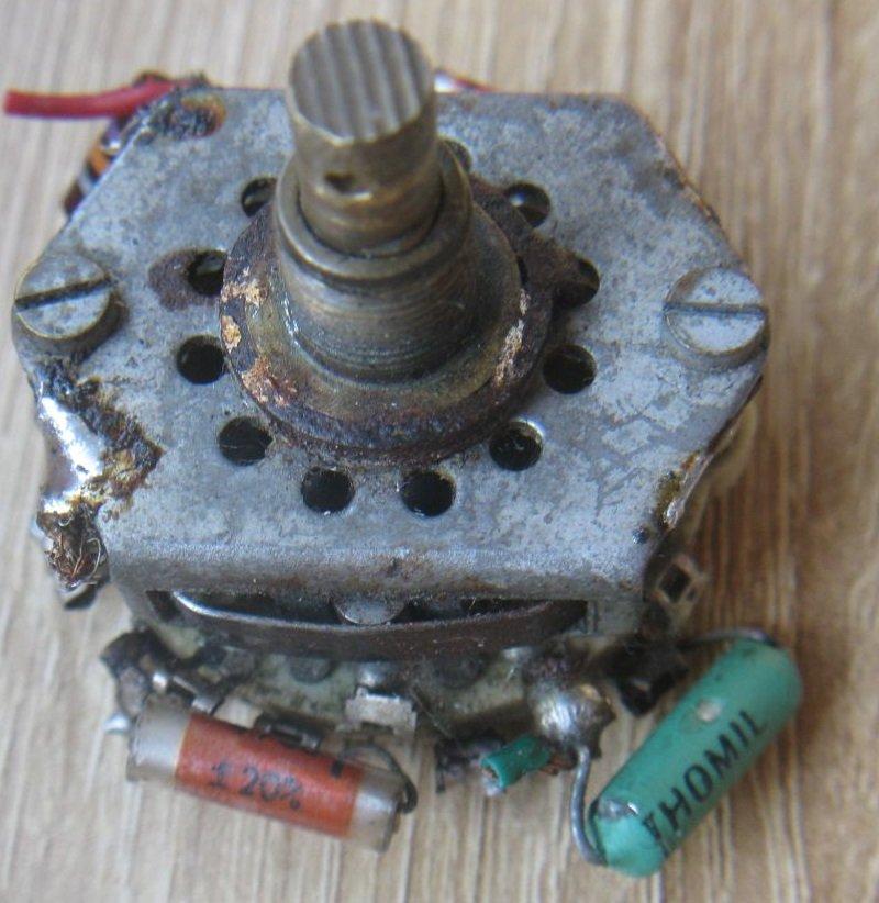 rotary switch guitare électrique