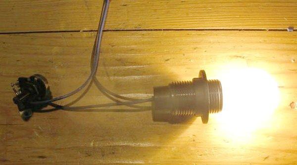 variateur de lumière 100W