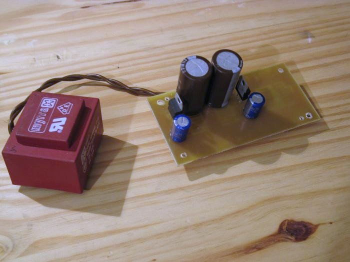 preampli phono ampli op