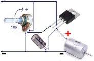 variateur de vitesse pour moteur a courant continu 0