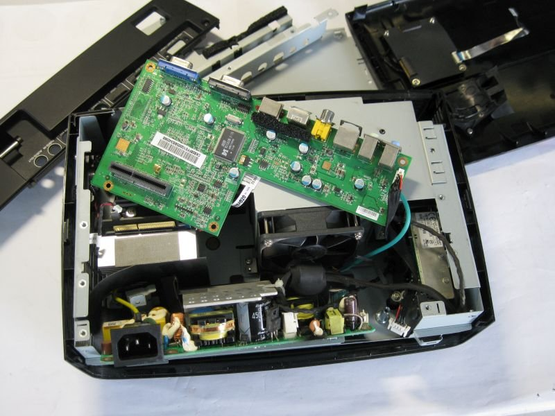 reparer videoprojecteur facilement