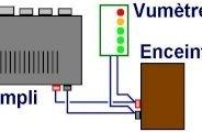 Vumetre 10 LED sans alimentation ni LM3915