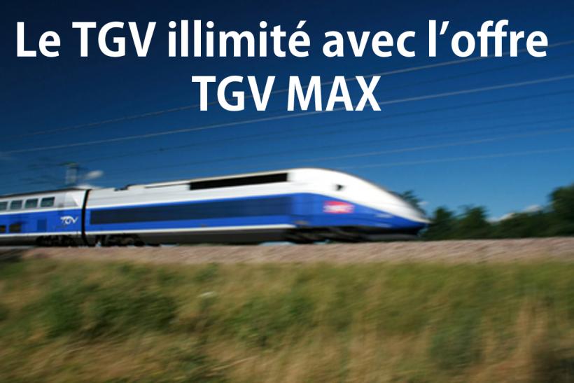 Avis TGV Max