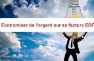 Économiser sur sa facture EDF