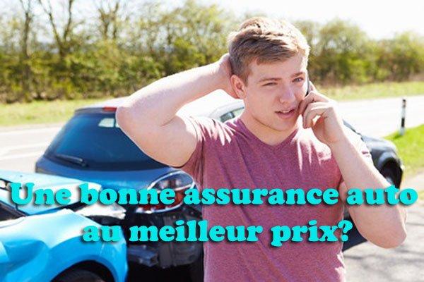 une bonne assurance auto