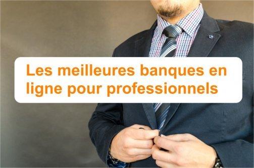 meilleures banques en ligne professionnels