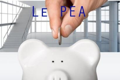 Plan epargne actions - PEA
