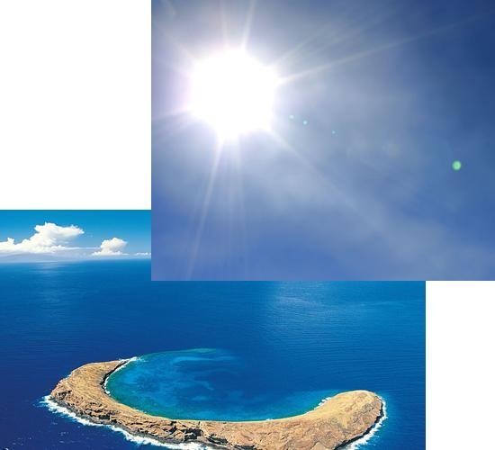 Convertir l'énergie solaire en énergie electrique, l'océan