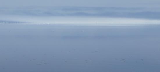 navigation dans l arctique ice blink et water sky 1