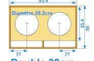 caisson basse actif astuces pratiques. Black Bedroom Furniture Sets. Home Design Ideas