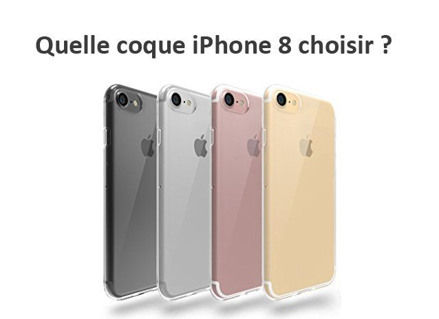 coque iphone 8 qui bouge