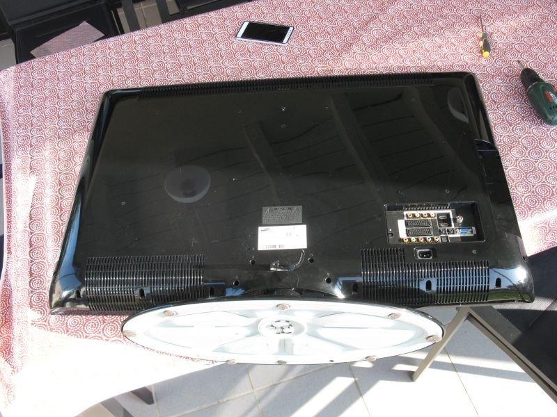 TV Samsung qui s'éteint toute seule : panne