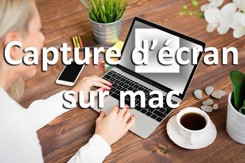 faire un capture d ecran sur mac 0