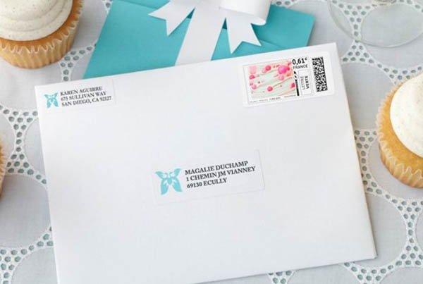 rendre courrier unique