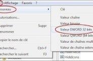 desactiver les bulles d informations sur windows 7 0
