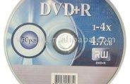Différence entre le DVD – et le DVD +