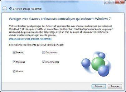 partage reseau windows 7