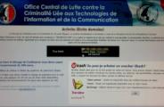 Supprimer virus gendarmerie