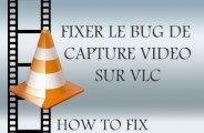 vlc video capture crash