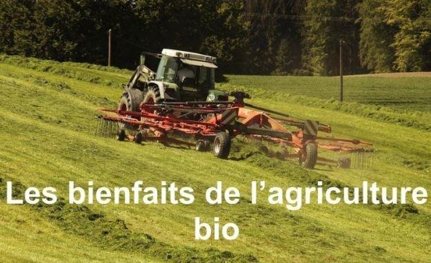 bienfaits de l'agriculture bio