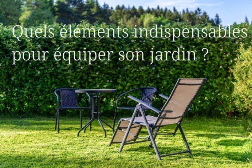 les indispensables pour quiper son jardin astuces pratiques. Black Bedroom Furniture Sets. Home Design Ideas