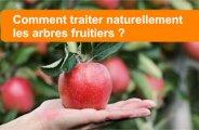 Traiter naturellement les arbres fruitiers