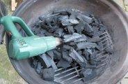 Allumer un barbecue facilement avec décapeur thermique