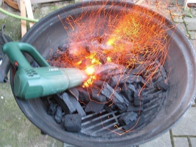 barbecue allumage simple rapide