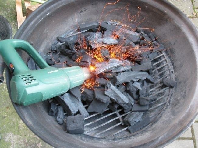 barbecue decapeur thermique