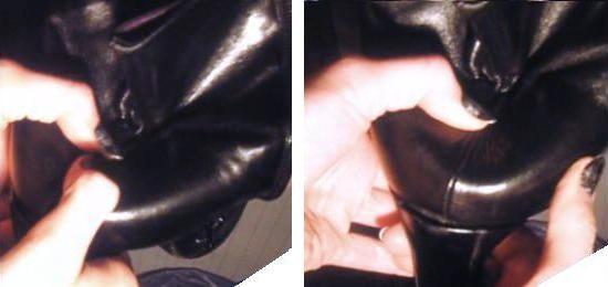 casser le contrefort d une chaussure 2