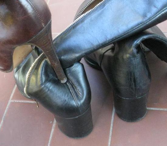 casser le contrefort d une chaussure 11