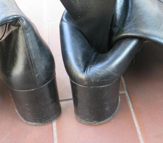 casser le contrefort d une chaussure 9