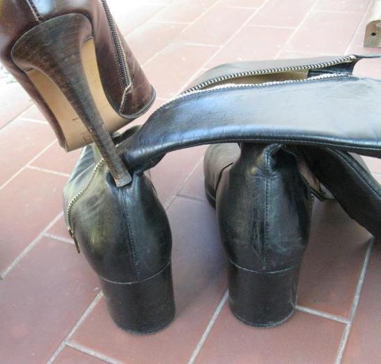 casser le contrefort d une chaussure 10