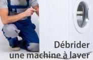 debrider machine a laver
