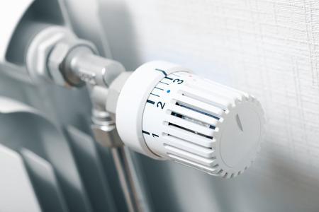 Radiateurs qui ne chauffent pas astuces pratiques - Radiateur avec robinet thermostatique ...