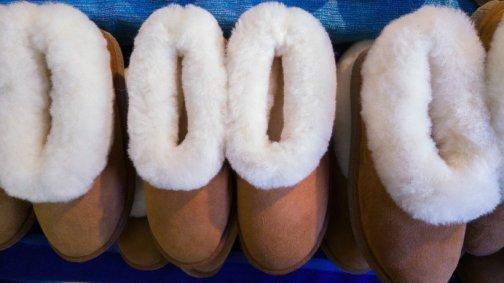 jambes légères hiver