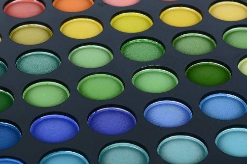 couleur ombres a paupieres