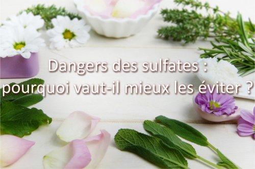 danger des sulfates