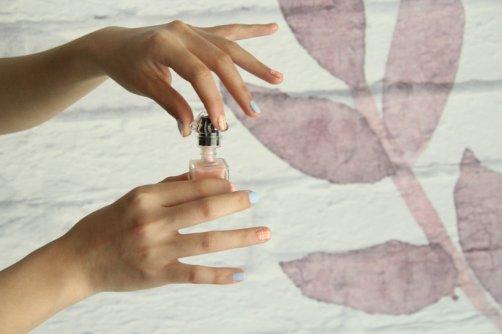 vernis à ongles-séchage