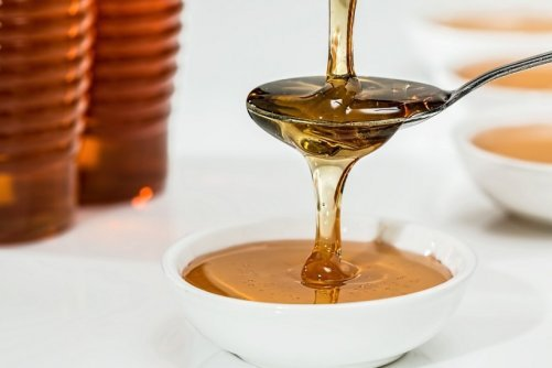 miel beaute peau