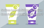 Le Sodium Laureth Sulfate vs Sodium Coco Sulfate